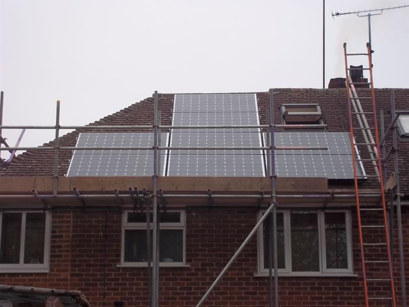Solar Panel Installation Reading Berkshire Rg6