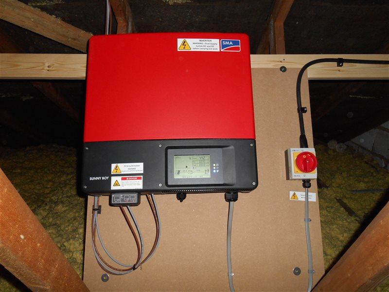 Solar Panel Installation Seer Green Buckinghamshire Hp9 2