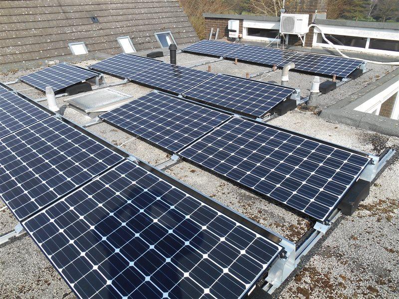 Solar Panel Installation Flackwell Heath Buckinghamshire