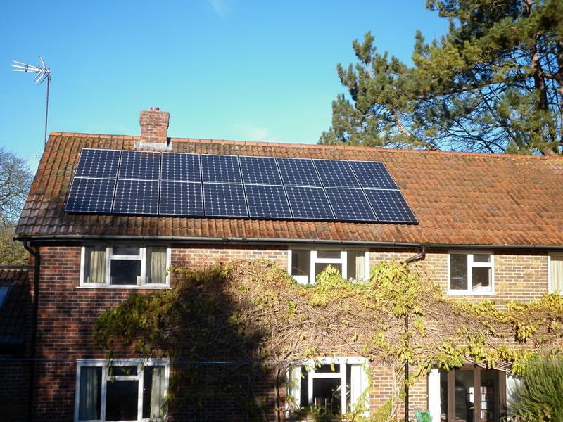 Solar Panel Installation High Wycombe Buckinghamshire Hp13 19