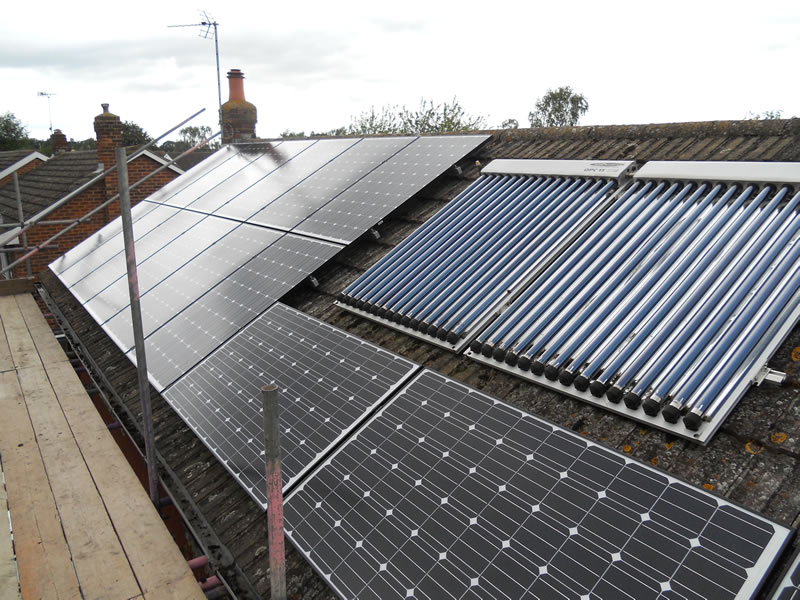 Solar Panel Installation Reading Berkshire Rg5