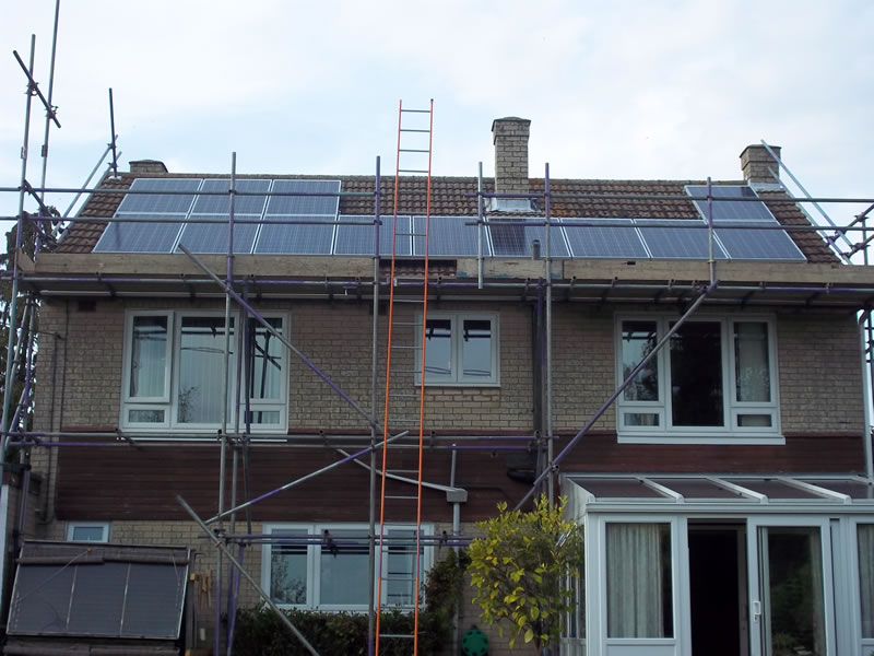 Solar Panel Installation Wigginton Hertfordshire Hp23