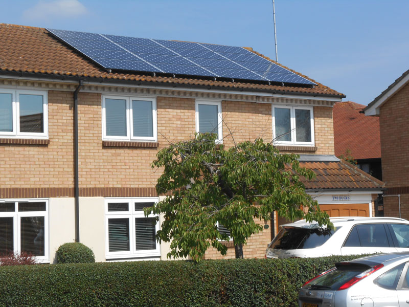 Solar Panel Installation Aylesbury Buckinghamshire Hp19