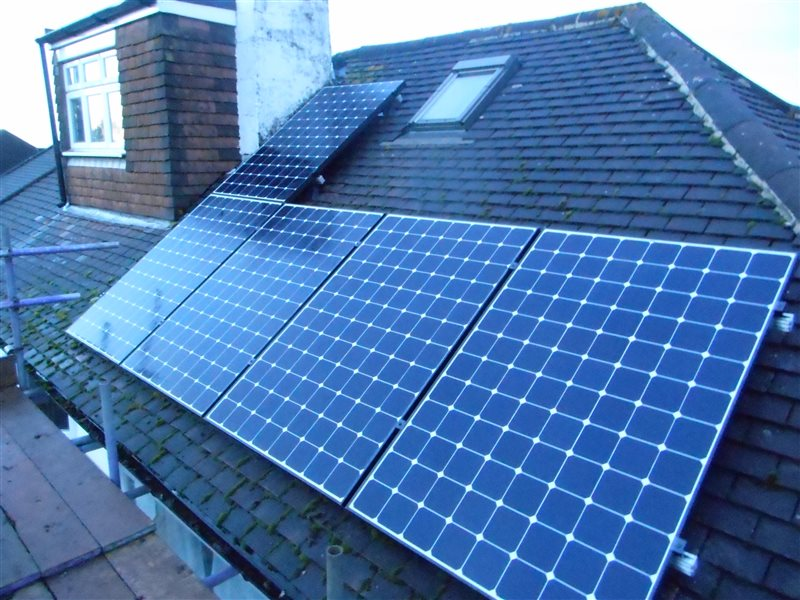 Solar Panel Installation Watford Hertfordshire 111215 Wd19